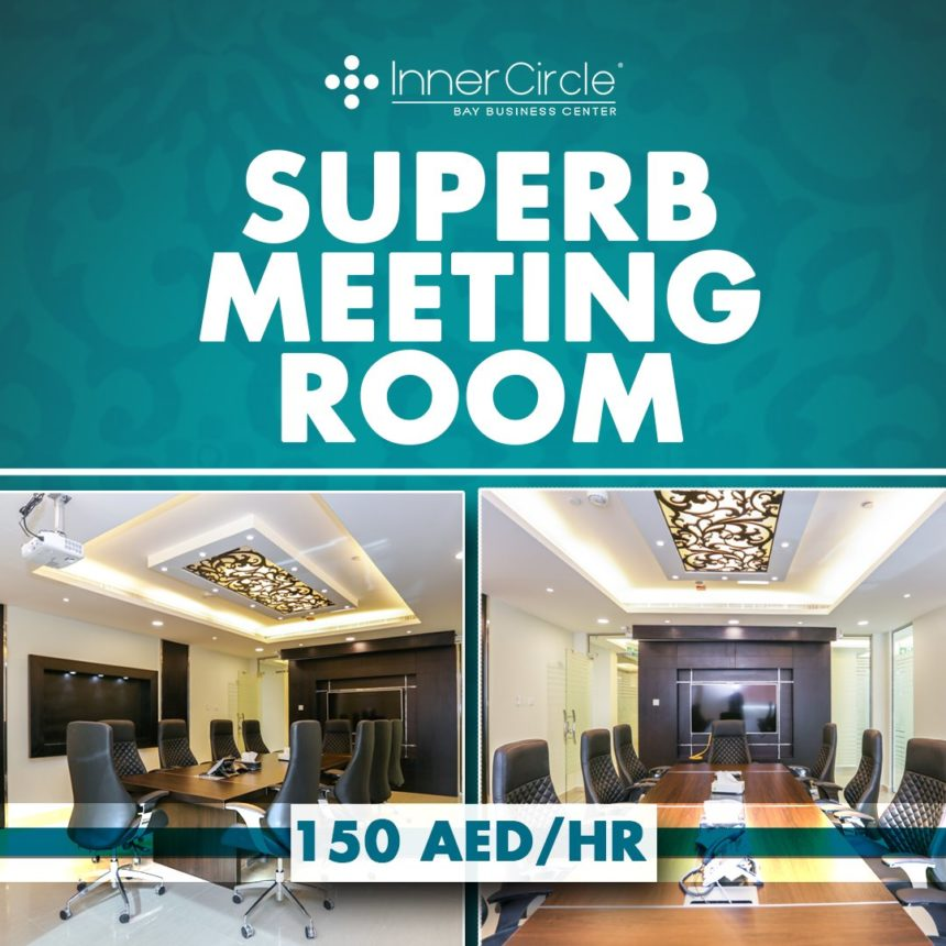 FOR RENT AED 150 / Hour – Bay Business Center
